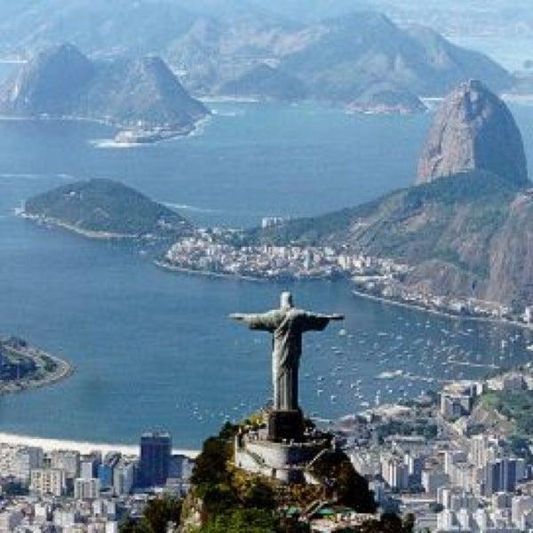 Photo taken at Rio de Janeiro by Karina P. on 2/10/2013
