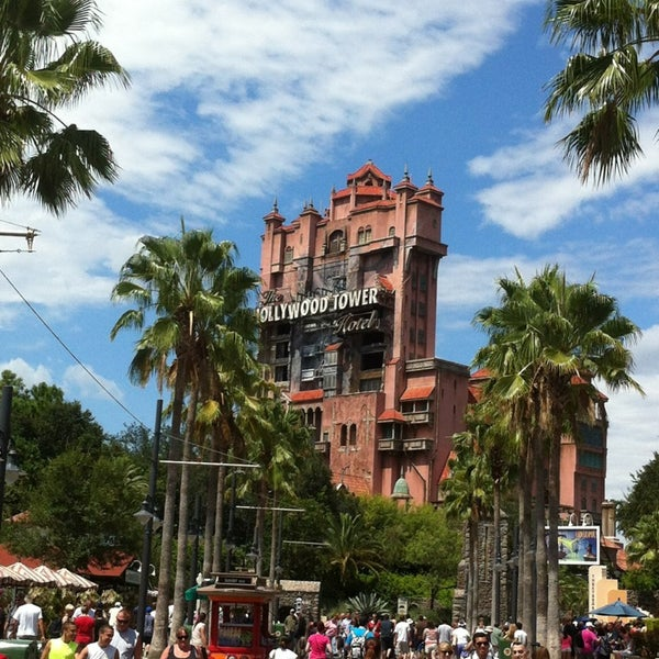 Photo taken at Disney's Hollywood Studios by Patricia M. on 8/29/2013