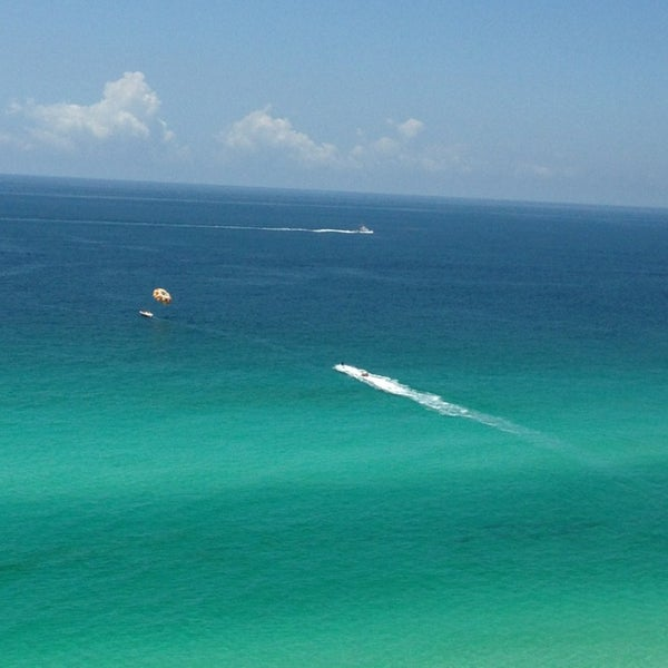 Photo taken at Majestic Beach Resort Panama City Beach by Michelle S. on 7/9/2013