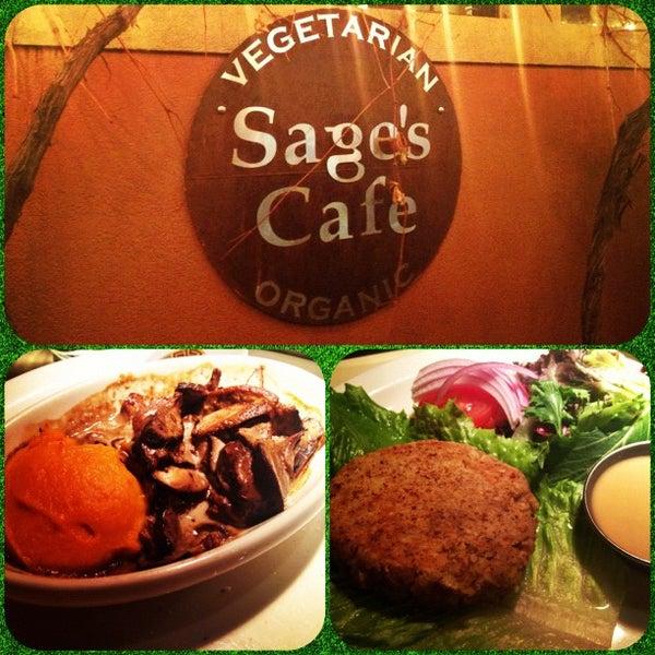 Sage S Cafe Salt Lake City Menu