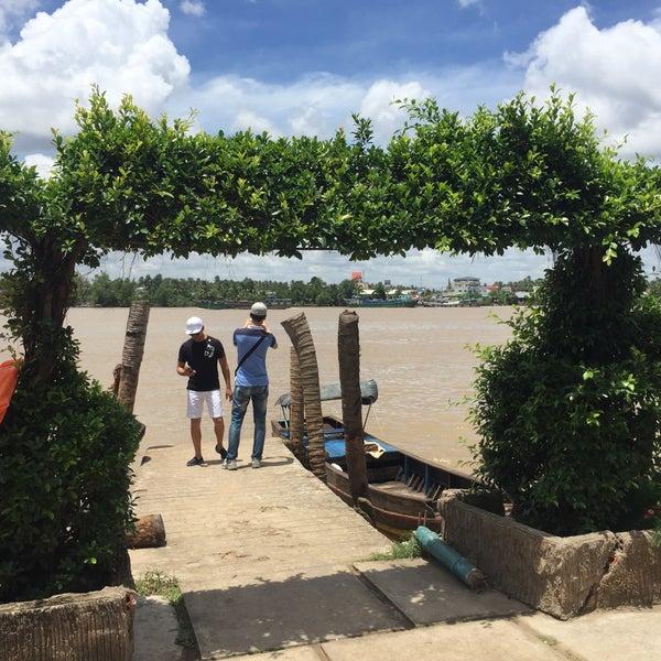 Photo taken at Coconut Island by Jezebel W. on 8/9/2016