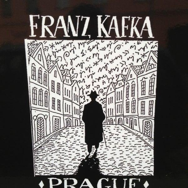 3/3/2013 tarihinde Nizarziyaretçi tarafından Franz Kafka Museum'de çekilen fotoğraf