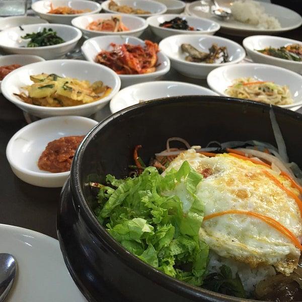 Sansung korean restaurant korean restaurant in poblacion for Gazelle cuisine n 13