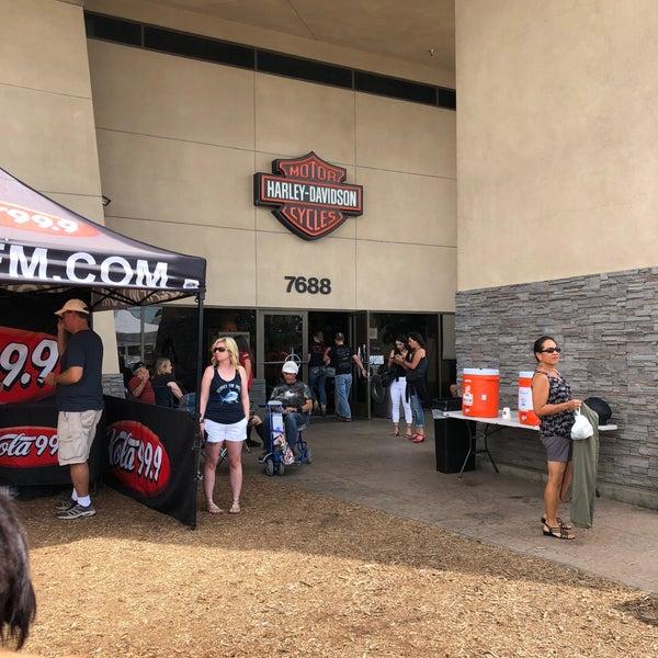 Foto tomada en Riverside Harley-Davidson por Jimmy J. el 7/21/2018