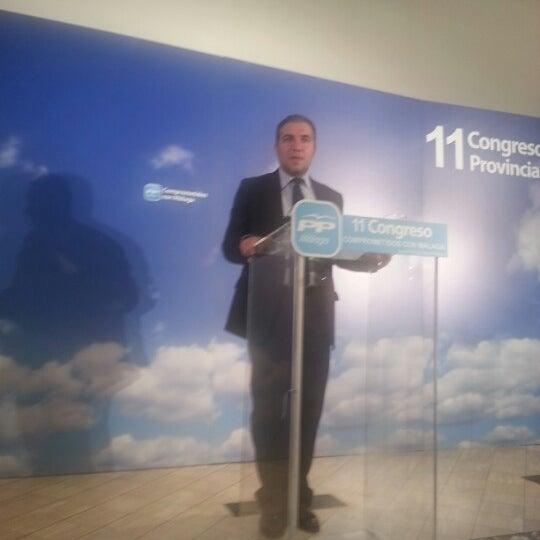 Foto tomada en CAC Málaga - Centro de Arte Contemporáneo por Manuel M. el 9/25/2012
