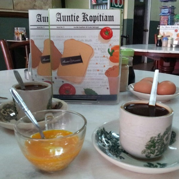 Photo taken at Auntie Kopitiam by Syima Kamal on 12/15/2013
