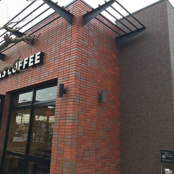 Photo taken at Starbucks Coffee ひたち野うしく店 by Masako S. on 12/29/2016