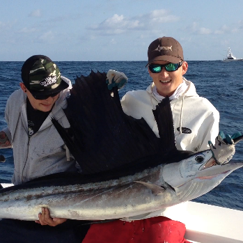 Summerwind sport fishing charters pompano beach fl for Pompano beach fishing charters