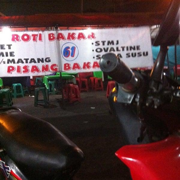Photo taken at Pusat Kuliner Jajan Makan TMP Kalibata by Alexander S. on 3/12/2014