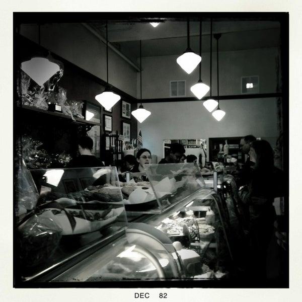 Photo taken at Bakery Nouveau by John S. on 12/30/2012