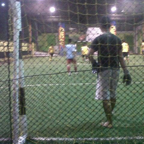 Foto tomada en Planet Futsal por R. Reza M. el 11/2/2012