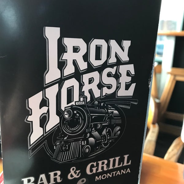 Photo taken at Iron Horse Brew Pub by Nick J. on 1/6/2017