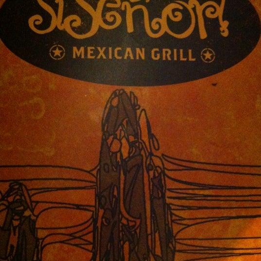 Photo taken at Si Señor by Jaína on 12/9/2012