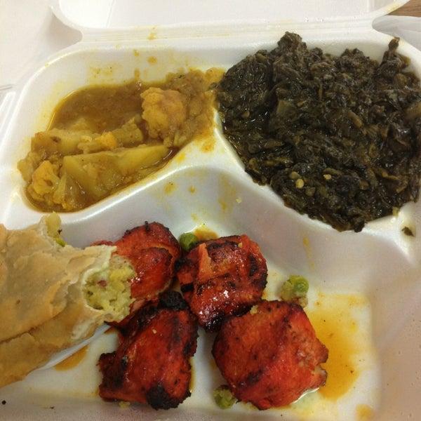 Food Corner Kabob Menu