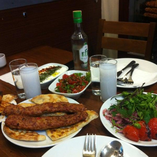 Photo taken at Adana Ocakbaşı by Serdar G. on 4/8/2013
