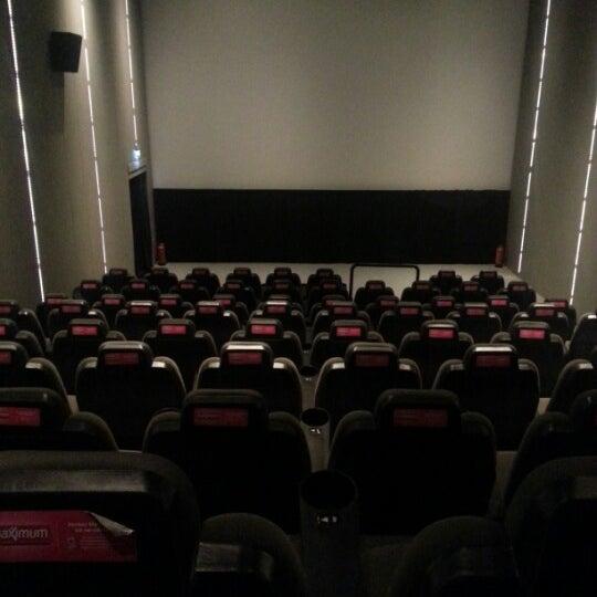 12/14/2012 tarihinde Ozge A.ziyaretçi tarafından Cinemaximum'de çekilen fotoğraf
