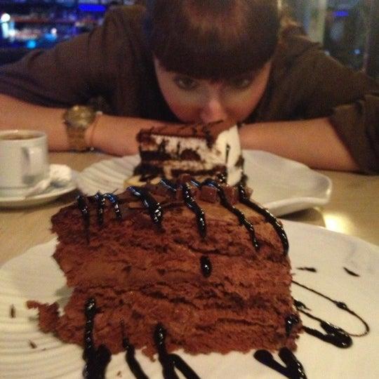 10/25/2012 tarihinde Tuğçe T.ziyaretçi tarafından Flz Cafe & Restaurant'de çekilen fotoğraf