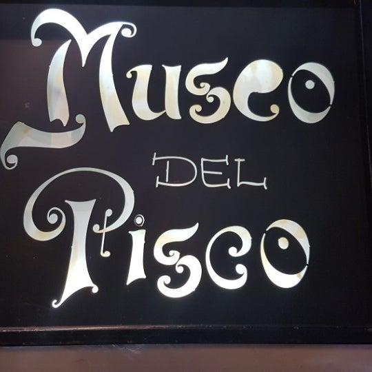 Foto tomada en Museo del Pisco por Mayra R. el 5/30/2017