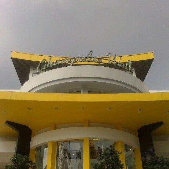 Photo taken at Cihampelas Walk (CiWalk) by Mecha P. on 11/29/2012