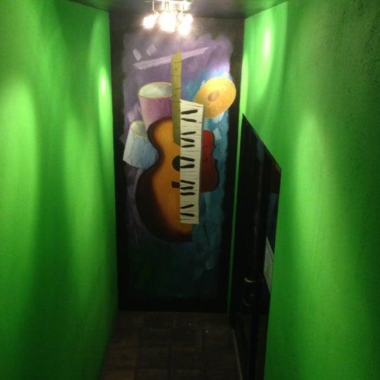 Photo taken at Jazz'd Tapas Bar by Damon H. on 11/12/2012