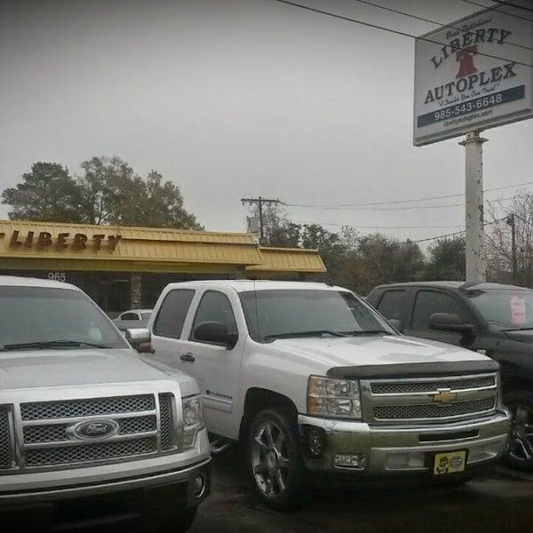 Liberty Autoplex Hammond La