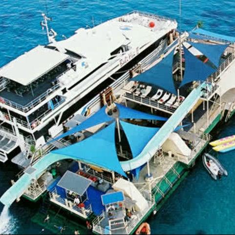 3/16/2013에 Je_pang님이 Bali Hai Cruises에서 찍은 사진