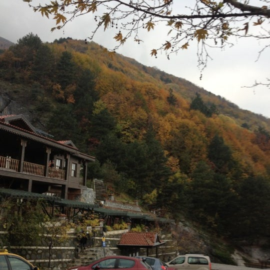 11/25/2012 tarihinde Merve A.ziyaretçi tarafından Saitabat Şelalesi'de çekilen fotoğraf