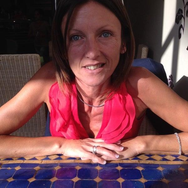 Photo taken at Cote Vanille by Mathilde V. on 8/10/2014