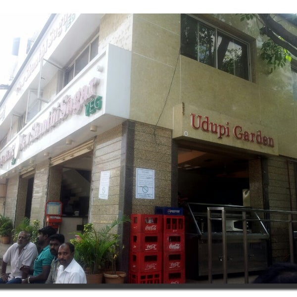 Udupi garden now closed indian restaurant in bangalore