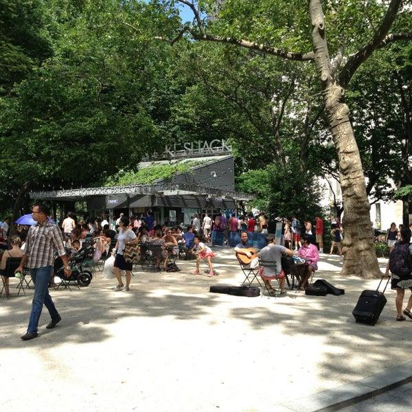 Foto diambil di Madison Square Park oleh G'ordan N. pada 7/4/2013
