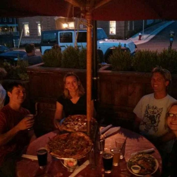 Photo taken at Fire Works Pizza by Chris S. on 6/2/2013
