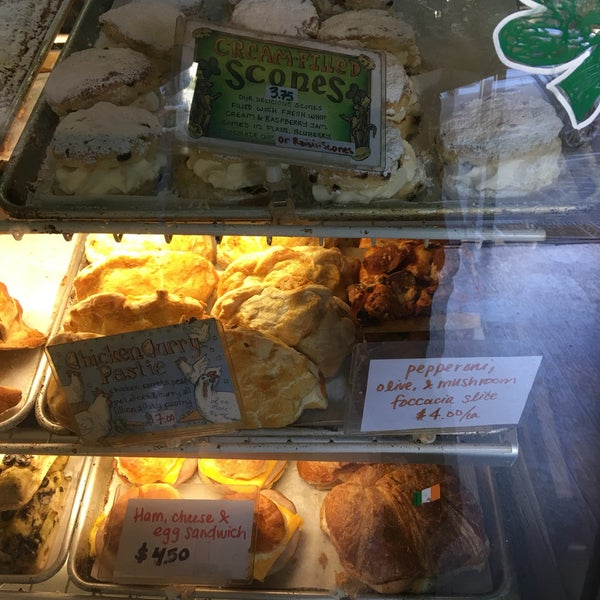 Photo taken at John Campbell's Irish Bakery by Bkwm J. on 3/11/2017