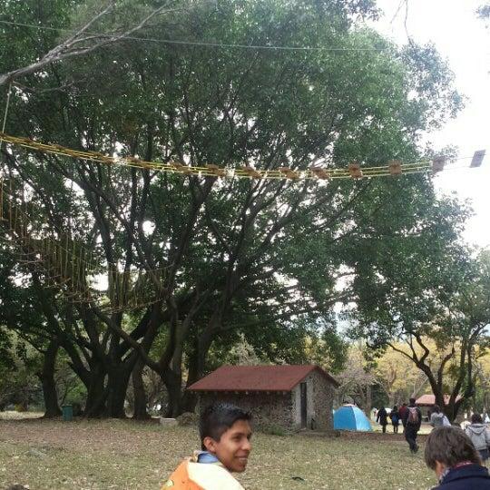Foto tirada no(a) Campo Escuela Scout Meztitla por Jorge Alejandro A. em 1/31/2016