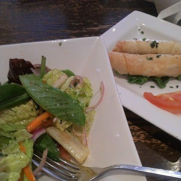 Photo taken at Hanci Turkish Cuisine by Monique W. on 1/23/2014