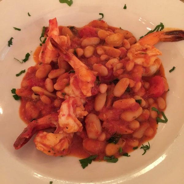 Photo taken at Luce Restaurant & Enoteca by Jeffrey H. on 11/26/2014