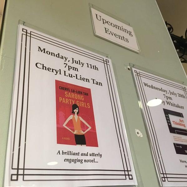 Снимок сделан в Book Culture пользователем Cheryl T. 7/5/2016