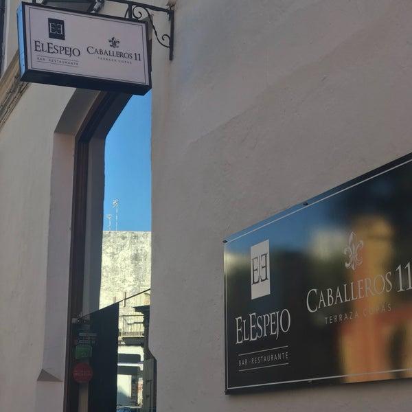 Foto tomada en El Espejo Gastrobar por Antonio el 11/17/2017