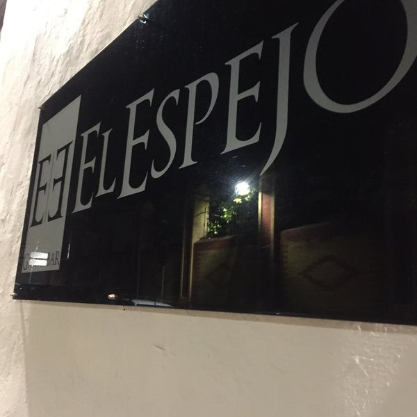 Foto tomada en El Espejo Gastrobar por Antonio el 12/5/2016