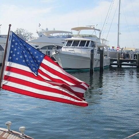 Photo taken at Nantucket Boat Basin by Nantucket Boat Basin on 3/12/2014
