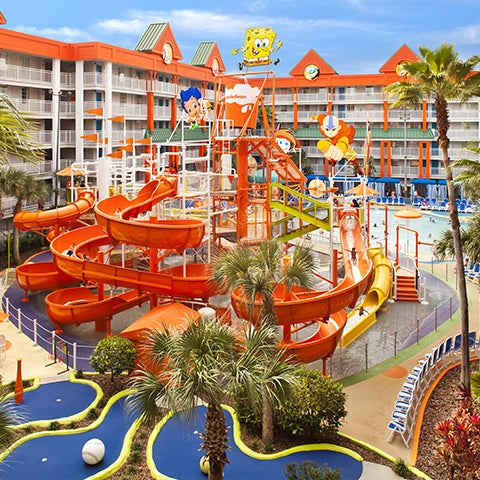 Over 7 latest Nickelodeon Suites Resort promo codes are always here: save an extra 30% off your order, plus find hand-picked coupons and exclusive deals.