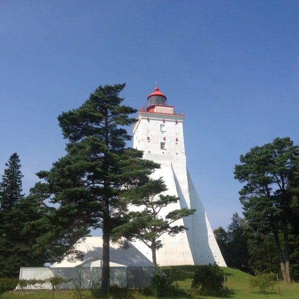 Photo taken at Kõpu tuletorn    Kõpu Lighthouse by Maria R. on 8/5/2015