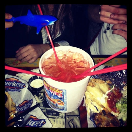 Hy Hour Specials Baja Sharkeez