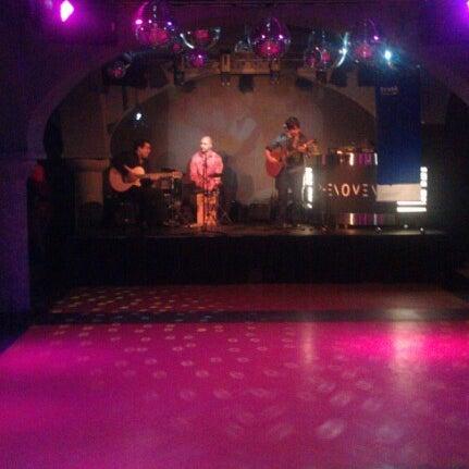 Снимок сделан в Music Bar Phenomen пользователем Michal M. 12/19/2012