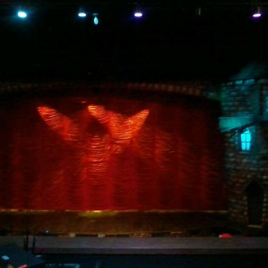 Foto tirada no(a) Teatro Aldama por Oscar F. em 10/14/2012