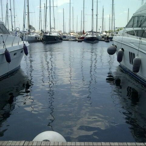 7/6/2013 tarihinde Emre C.ziyaretçi tarafından Ataköy Marina'de çekilen fotoğraf