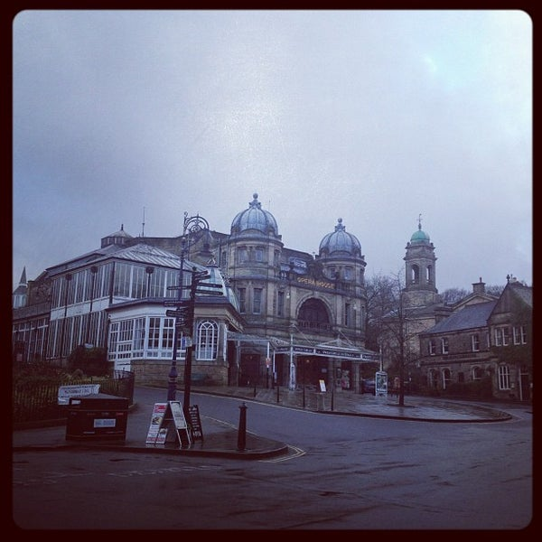 Photo taken at Buxton Opera House by Robert S. on 12/1/2012
