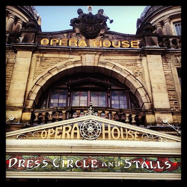 Photo taken at Buxton Opera House by Robert S. on 4/29/2013