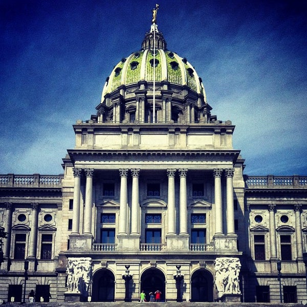 Pennsylvania State Capitol Building Tours