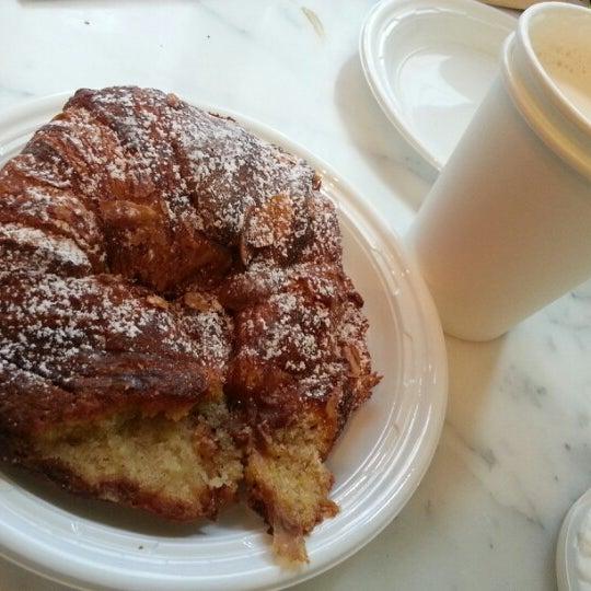 Photo taken at Almondine Bakery by Eliza on 9/30/2012