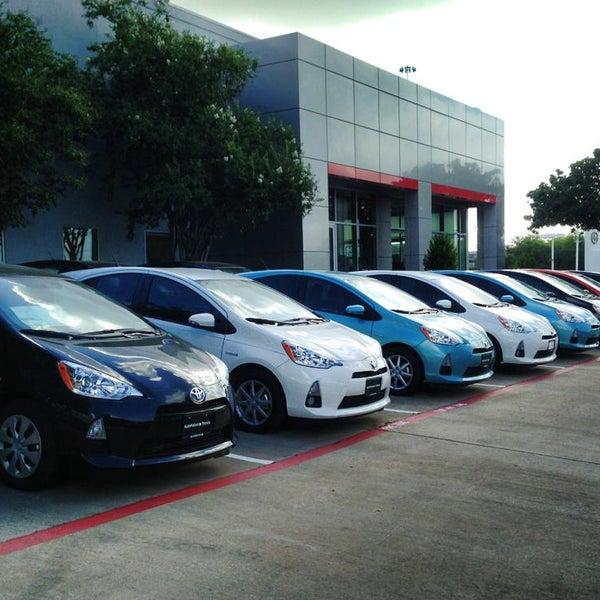 Good Photo Taken At AutoNation Toyota South Austin By AutoNation On 3/31/2014